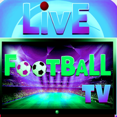 Football Live Streaming - Watch Football Guide icon