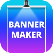 Banner Maker, Thumbnail Creator, Cover Photo Maker icon