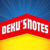Deku's Notes icon