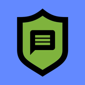 Anonymous & Secure Texting - Mobile Shield icon