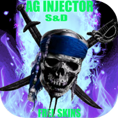 Pro Ag injector advice and Free skins tips icon