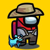 Among Us Free Skins Pets Hats Maker - by one click icon