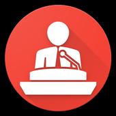 الاتقان لادارة الحضور في المؤتمرات icon