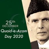 Quaid-e-Azam Day Images Status 2020 icon