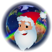 Santa Tracker icon