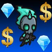 Shadow Man - Crystals and Coins icon