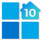 Computer Launcher Win 10 Launcher Free icon