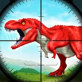 Angry Dinosaur Hunter : Animal Hunting Games icon