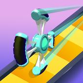 Wheels Run 3D icon