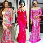 Nigerian Embroidery Fashion Styles icon