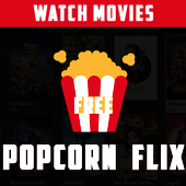 popcorn flix - watch free movies icon