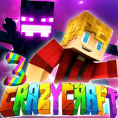 CrazyCraft Mods - Addons and Modpack icon
