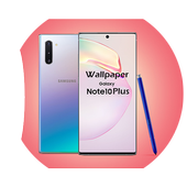 note 10 plus wallpaper 4k & note 10 wallpaper hd icon