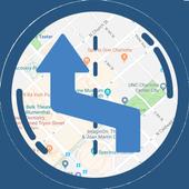HuawWatch Maps icon