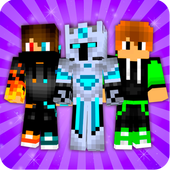 Boys Skins For Minecraft icon
