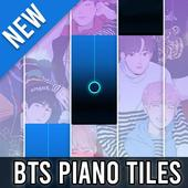 BTS Piano Tiles Army icon