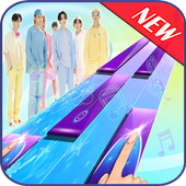 Life Goes On BTS Piano Game Magic icon
