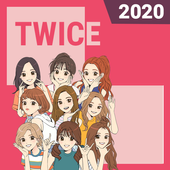 TWICE Piano Magic 2020 - Can't Stop Me icon