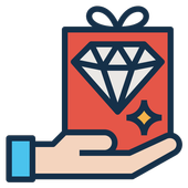 Diamonds Plus icon