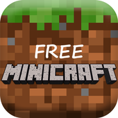 Mini craft free icon