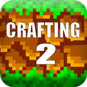 Crafting & Building 2 : World Creative Games icon