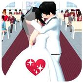 Walkthrough SAKURA School Girls Simulator icon