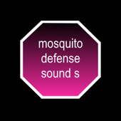 mosquito defense sound s icon