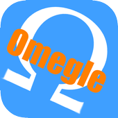 Omegle Advice talk to Strangers omegle Video Chat icon