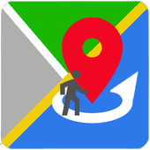 Maps Driving Directions icon