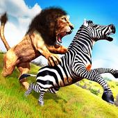 Wild lion games 2021: New Games 2021 Offline icon