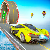 Crazy Car Stunts icon