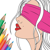 Coloring Games 2021: Coloring Book & Drawing Game icon