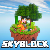 Sky Block Maps and One Block Survival Maps icon