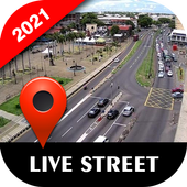 Live Street Map icon