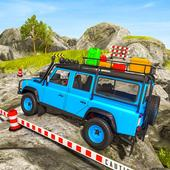 Offroad Jeep Driving Game : Fun Car Parking Games icon