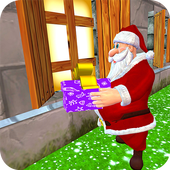 Santa Christmas Infinite Track icon