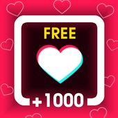 TikBooster - Get Followers & Fans & Likes & Hearts icon