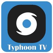 Typhoon TV free movies icon