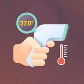 Thermometer For Fever - Body Temperature icon