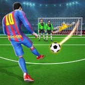 Soccer Kicks Strike: Mini Flick Football Games 3D icon