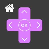 Remote for Roku : Codematics icon