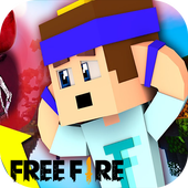 Mod FREE FIRE for Minecraft icon