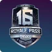 Free Uc And Royal Pass Metro S16 icon