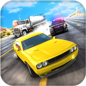 Highway Police Car icon