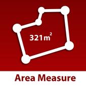 GPS Fields Area Tracker – Area Measure App icon