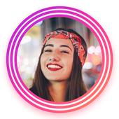 Profile Picture Border Frame - Propic icon