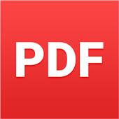 PDF reader - Image to PDF converter , PDF viewer icon