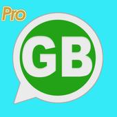 GB Wat's  New Version Pro V8 2021-Save status icon