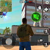 Cyber Fire: Free Battle Royale & Shooting games icon