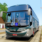 City Coach Bus Driving Simulator 3D: City Bus Game icon